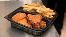 Among the soul-food specialties at Carolyn's Southern Comfort