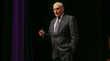 Former White House chief of staff John Kelly,