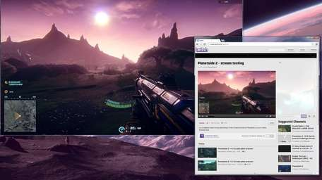 PlanetSide 2 is first game to enable direct