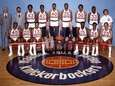 1979-1980 New York Knicks Team Photo. Front Row