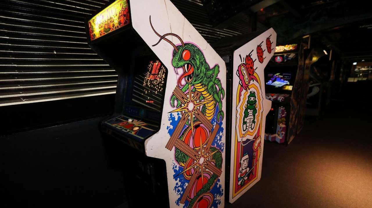Video arcade lovers can get their fill of