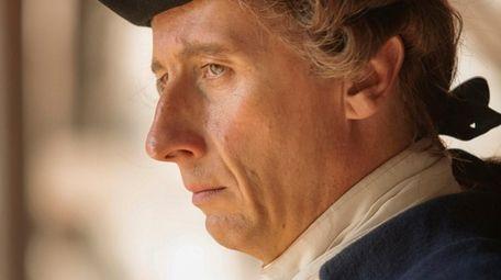 Nicholas Rowe stars as George Washington in History's