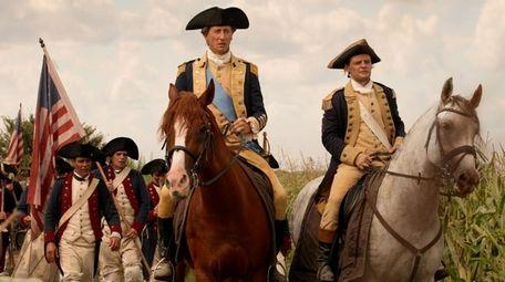 HISTORY's six-hour, three-night miniseries event