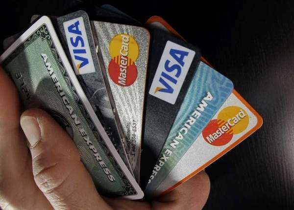 Average credit card debt per borrower in the