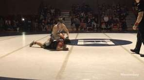 Glenn's Justin Vega won by decision 5-2 over
