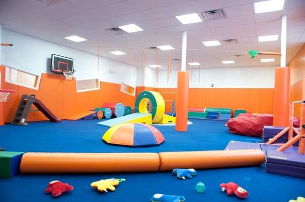 Kidville, a popular destination for children's classes, athletics