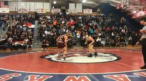 Clarke's Lucas Abbatiello won by decision 7-5 over