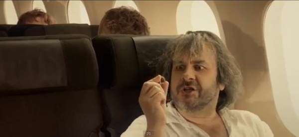 """Lord of the Rings"" trilogy producer Peter Jackson"