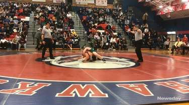 Clarke's Max Deleon won by decision 4-3 over