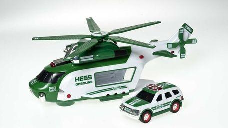 2012 Hess Toy Truck (Hess) ($26.99; hesstoytruck.com) BEST