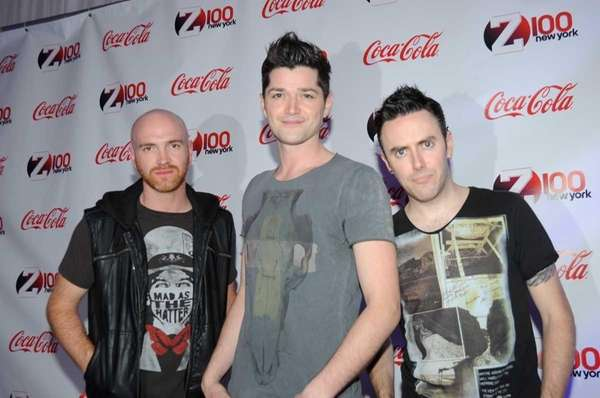 The band ?The Script? at Z-100's Jingle Ball