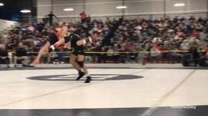 Commack's Jake Eckerle won a 6-2 decision over