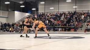 Rocky Point's Logan Sciotto won a 3-2 decision