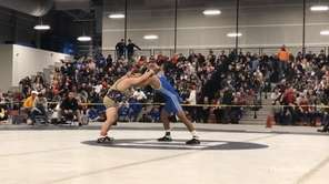 Copiague's Marvin Lobo won via 2-1 decision over