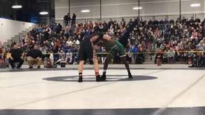 Brentwood's Wenchard Pierre Louis won a 3-1 decision