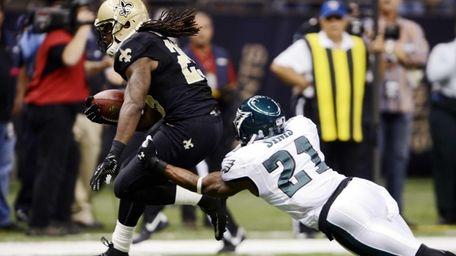 New Orleans Saints running back Chris Ivory (29)