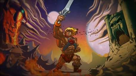 Mattel launches 'Masters of the Universe' game app