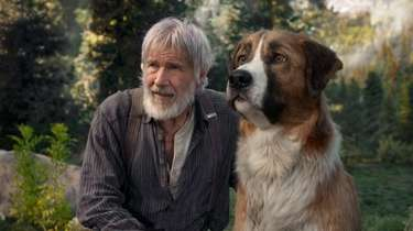Harrison Ford stars in a live/animated adaptation of