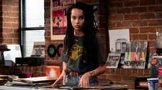 "Zoe Kravitz stars in Hulu's version of ""High"