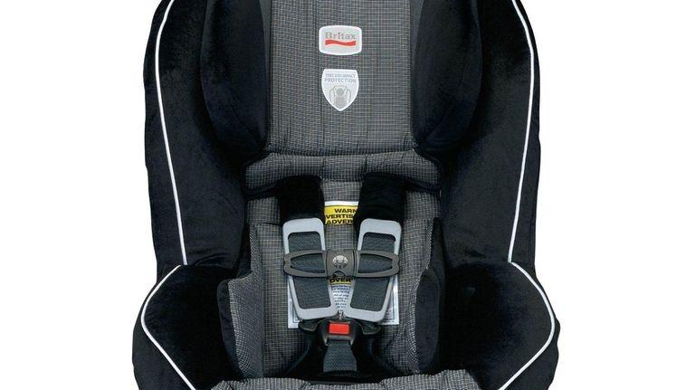 Britax recalls more than 60,000 car seats due