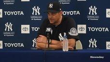 OnMonday, Feb . 17, 2020, Yankees manager Aaron