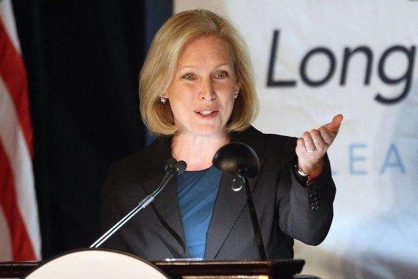 Sen. Kirsten Gillibrand won re-election on Tuesday. (Getty)