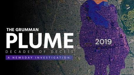 Grumman plume illustration