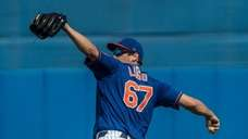 Newsday's Mets beat reporter Tim Healey talks from