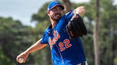 Mets pitcher Rick Porcello, the 2016 AL Cy
