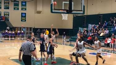 Academy Charter defeated Cold Spring Harbor, 80-63, in