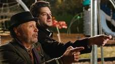 Billy Crystal as Marty and Ben Schwartz as