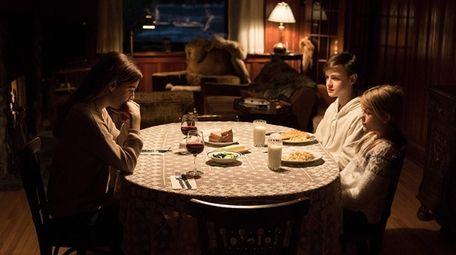 "Riley Keough, Jaeden Martell, Lia McHugh in ""The"