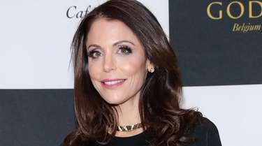 Bethenny Frankel attends the grand opening of the