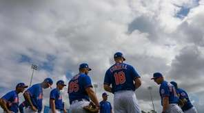 Newsday's Mets beat reporter Tim Healey talked about