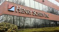 For all of 2019, Henry Schein's net sales