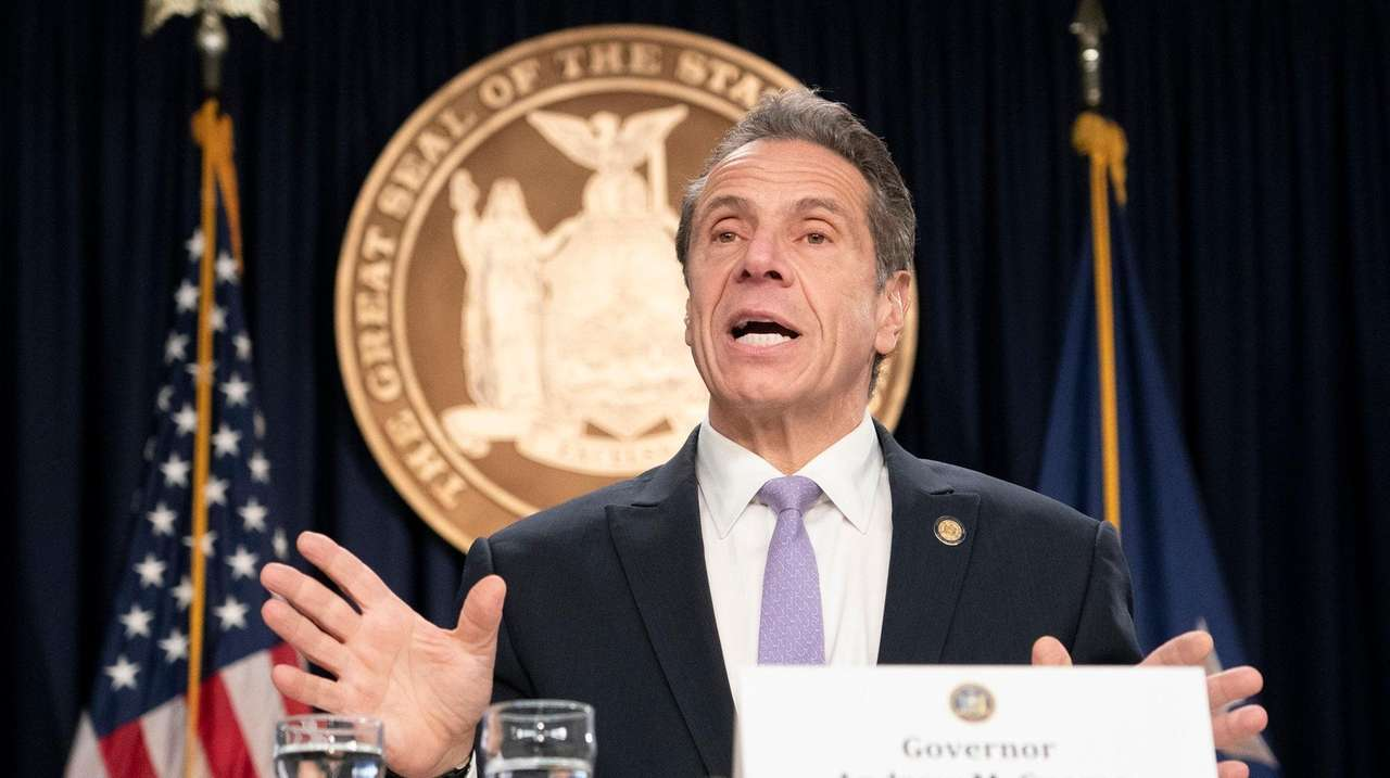 Cuomo again pushes ban of flavored nicotine vape products