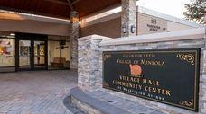 Mineola Mayor Scott Srauss said village officials