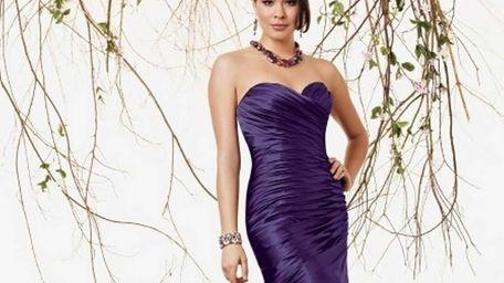 Jordan Fashions trunk show, bridesmaid and flower girl
