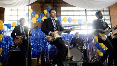 Meet the band: Brian Austin Green plays Tommy,