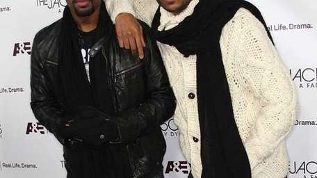 Shawn Wayans, left, and Marlon Wayans. (Getty Images)