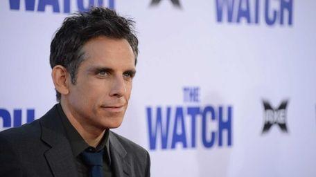 Cast member Ben Stiller arrives for the premiere