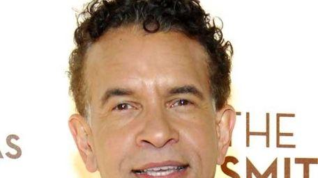 Editors of Theater mania.com picked Brian Stokes Mitchell