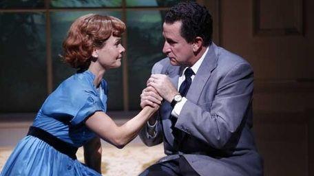 Kathryn Erbe as Pat Nixon and Anthony LaPaglia