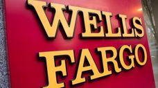 A Wells Fargo bank location in Philadelphia on