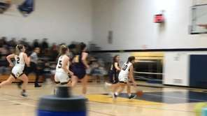Video highlights of No. 2 West Babylon's 43-38