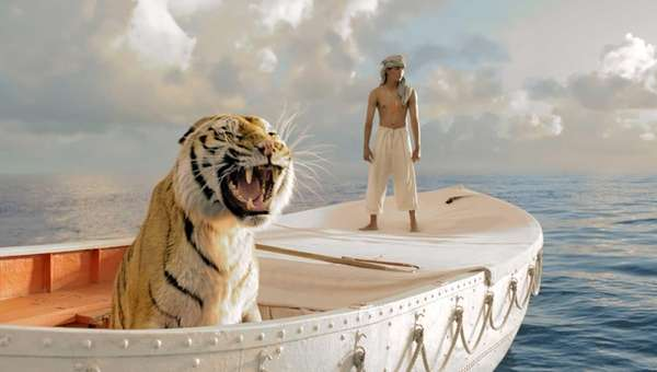 Life of Pi: A 3-D adaptation of Yann