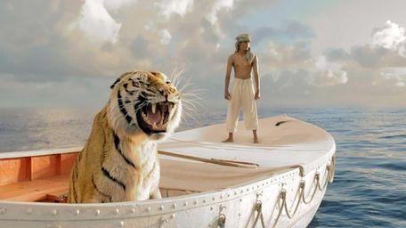 Life of Pi: A 3-D adaptation of Yann