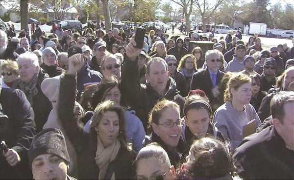 Oceanside residents rally to express their anger over