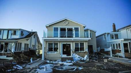 After superstorm Sandy, at least four of the