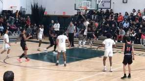 No. 1 Elmont rolled against No. 9 Friends